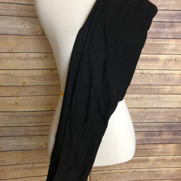 LuLaRoe Pants - OS lularoe black leggings